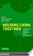 Holding China Together