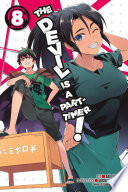 The Devil Is a Part Timer   Vol  8  manga