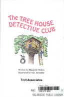The Tree House Detective Club