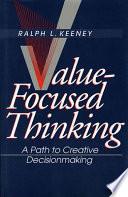 Value Focused Thinking