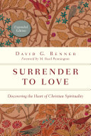 Surrender to Love David G Benner Explores The Twin