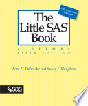 Ebook The Little SAS Book: A Primer, Fifth Edition Epub Lora D. Delwiche,Susan J. Slaughter Apps Read Mobile