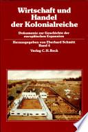 Wirtschaft und Handel der Kolonialreiche