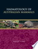 Haematology Of Australian Mammals