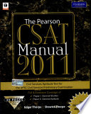The Pearson CSAT Manual 2011