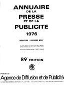 Annuaire de la presse fran  aise et   trang  re