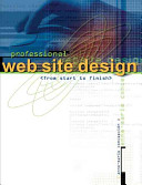 Professional Web Site Design From Start To Finish