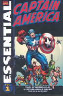 Essential Captain America - : uses his super strength and special shield...