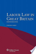 Labour Law in Great Britain