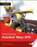 Introducing Autodesk Maya 2015