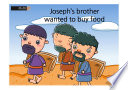 Bible Story  016  Joseph   s brother wanted to buy food