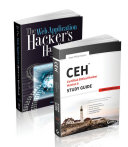 Ethical Hacking and Web Hacking Handbook and Study Guide Set
