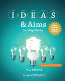 Ideas   Aims for College Writing  MLA Update
