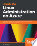 Hands On Linux Administration On Azure