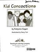 Kid Concoctions Book PDF