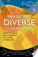 Managing Diverse Classrooms