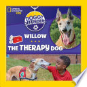 Willow the Therapy Dog Book Cover