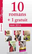 10 romans in  dits Passions   1 gratuit  no595    599   Mai 2016