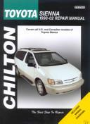Toyota Sienna 1998 2002