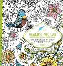 Healing Words Adult Coloring Book and Prayer Journal