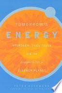Tomorrow S Energy book