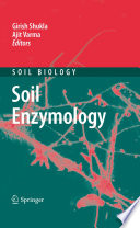 Soil Enzymology book