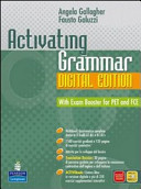 Activating grammar digital edition  Con espansione online  Per le Scuole superiori