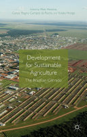 Development For Sustainable Agriculture book