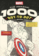 Marvel  The Amazing 1000 Dot To Dot Book