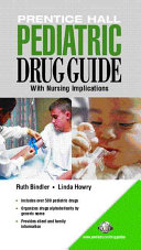 Pediatric Drug Guide