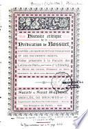 Histoire critique de la pr  dication de Bossuet