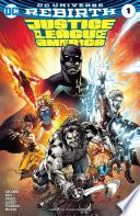 Justice League of America  2017    1