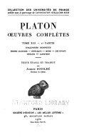 Dialogues suspects - oeuvres complètes tome XIII, 2ème partie