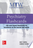Master the Wards  Psychiatry Flashcards