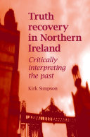 Truth recovery in Northern Ireland