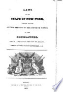 Laws of the State of New York