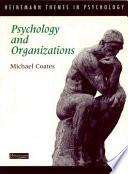 Psychology And Organizations