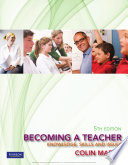 Becoming a Teacher Teachers A Practical And User Friendly Guide