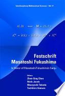 Festschrift Masatoshi Fukushima
