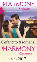 Cofanetto 8 romanzi Harmony Collezione 6