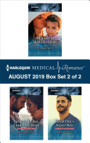 Harlequin Medical Romance August 2019 Box Set 2 Of 2
