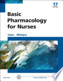 Basic Pharmacology For Nurses E Book