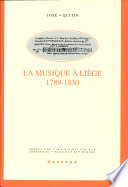 La musique    entre deux r  volutions  1789 1830