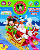 Mickey Mouse Clubhouse  Sing along Christmas Songs Book PDF