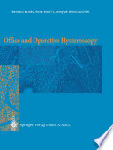 Office And Operative Hysteroscopy