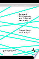 Economic Development And Financial Instability book