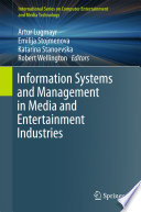 Information Systems And Management In Media And Entertainment Industries
