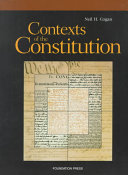 Contexts of the Constitution