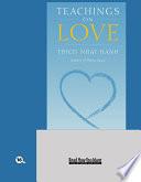 Teachings on Love