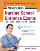 McGraw Hills Nursing School Entrance Exams 2 E